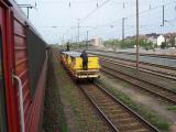 Begegnung mit dem Adler Zug, Fürth Bay. Gbf, 11.05.2010.JPG
