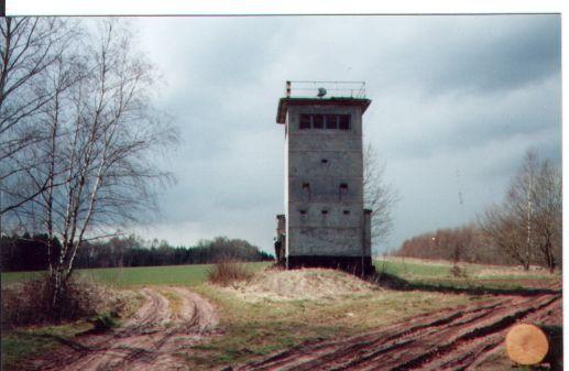 Führungsstelle DDR Grenze Silkerode