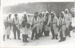 Winter 78/79 nach der Schicht