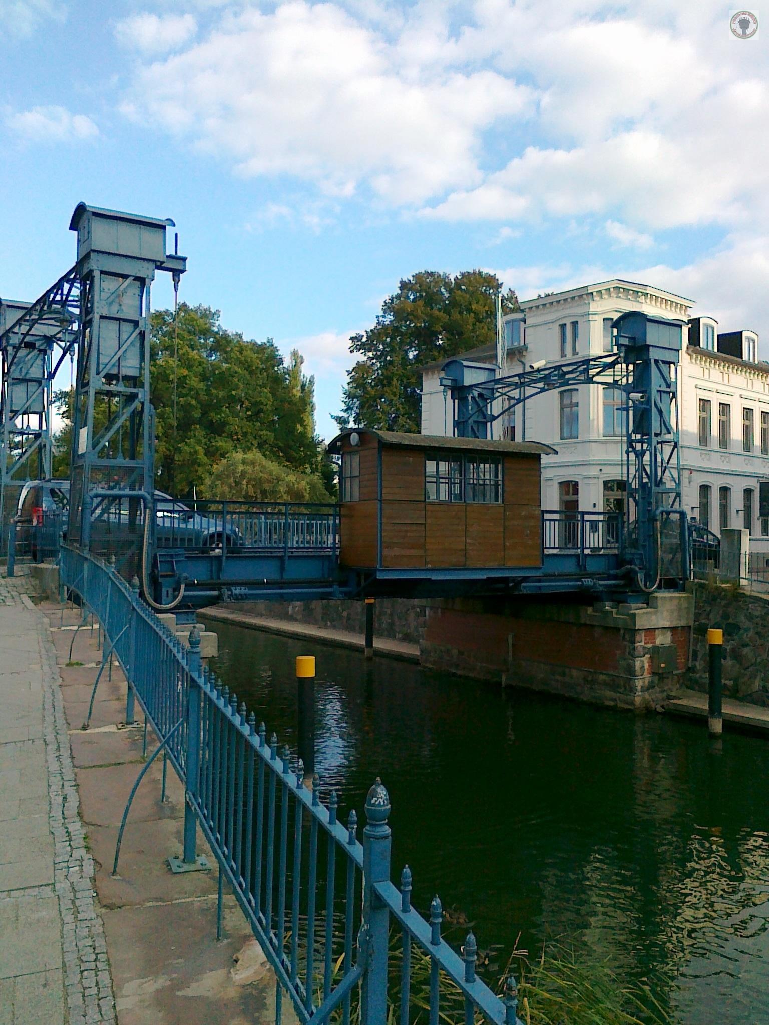 Hubbrücke Plau Am See