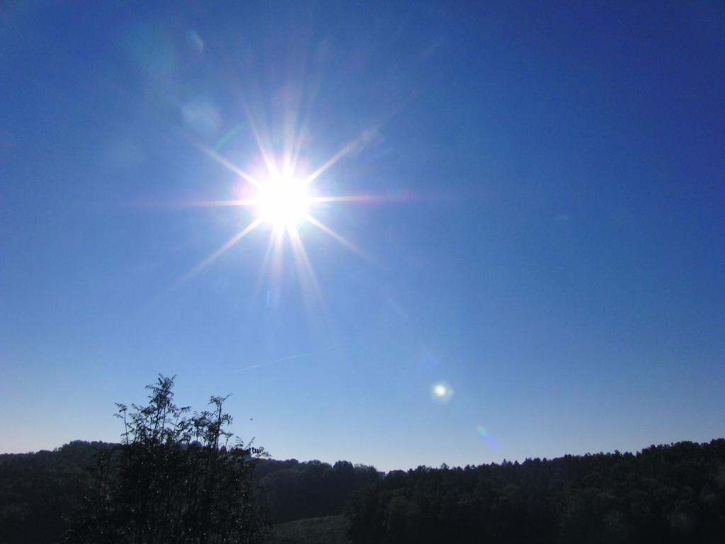 09.10.2014 - Ungetrübter Sonnenschein @ Gleisdorf (STMK)