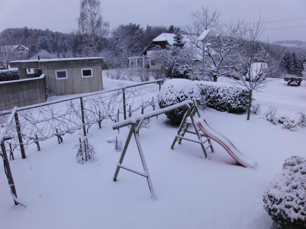 28.12.2014 - Tiefwinterlicher Morgen @ Gleisdorf (STMK)