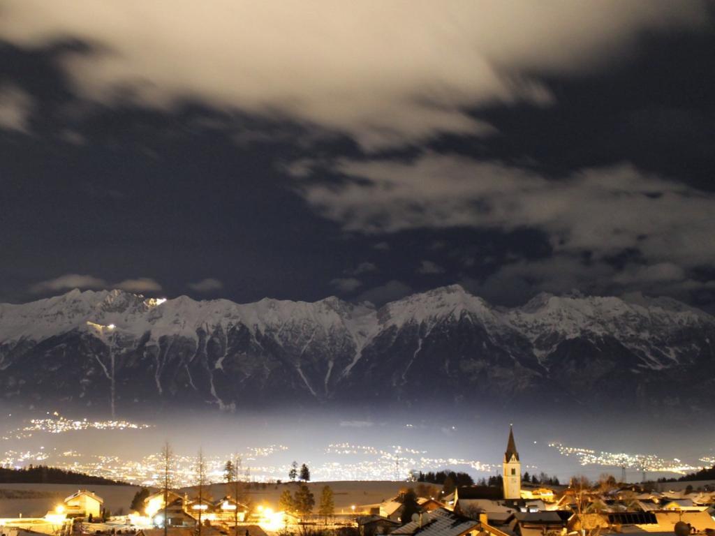 21.01.2015 - Abendstimmung @ Sistrans, BZ Innsbruck (T)