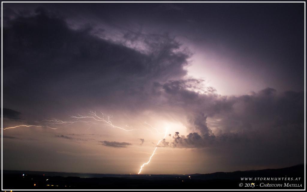 17.07.2015 - Blitzfeuerwerk im Grazer Becken @ Hartberg (STMK)