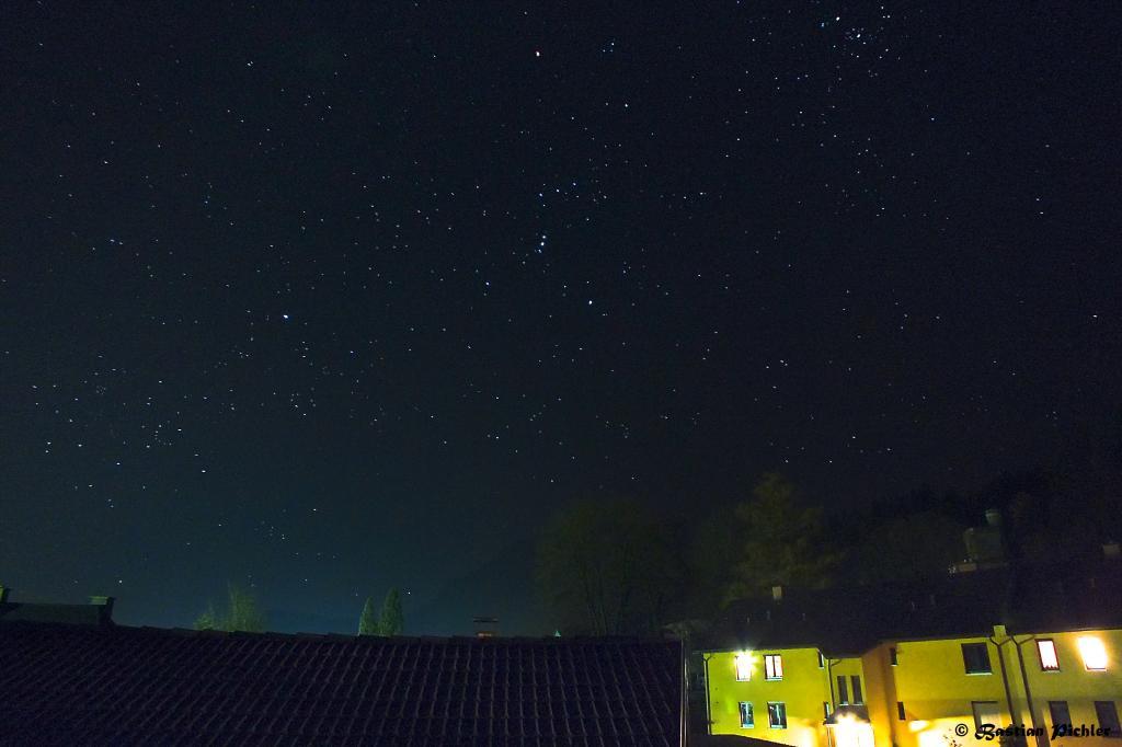 08.12.2015 - Traumhafter Sternenhimmel @ Kleinstübing (STMK)