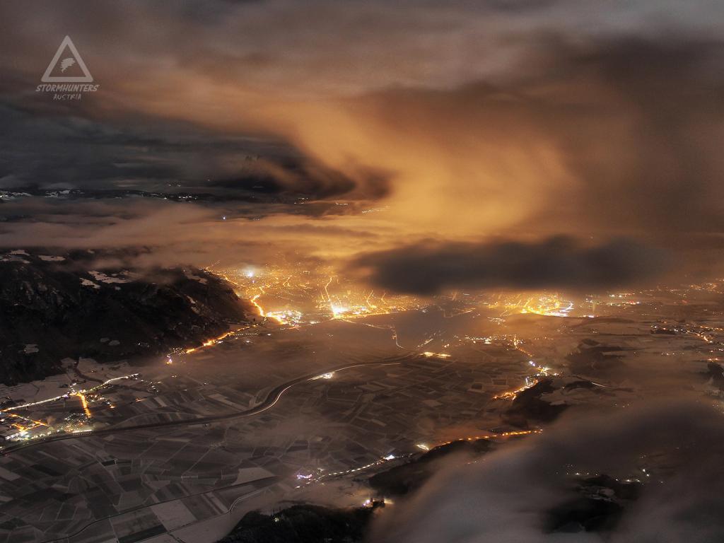 14.01.2014 - Abendstimmung @ Bozen (Südtirol)
