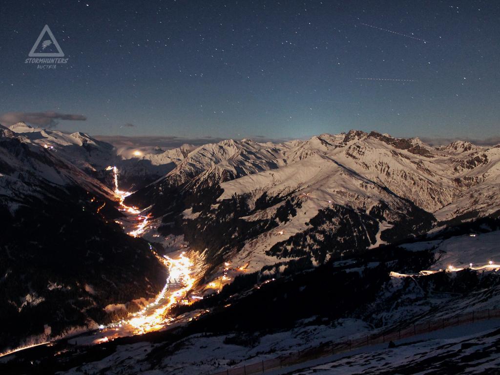 21.12.2013 - Abendstimmung @ Wanglspitz (Tuxertal, Tirol)