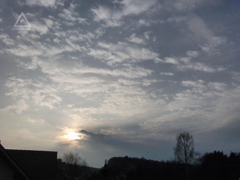 07.03.2014 - Spätnachmittagsstimmung @ Gleisdorf (Stmk)