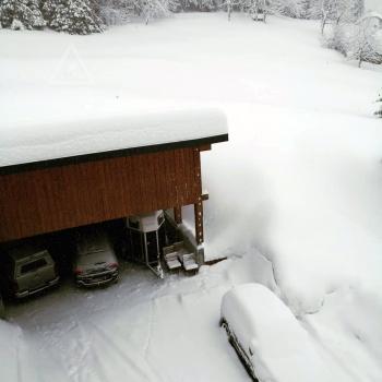 06.01.2019 - Schneemassen @Lackenhof am Ötscher (NÖ)