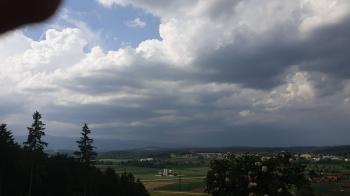 16.06.2019 - Heftiges Gewitter Richtung Graz (STMK)