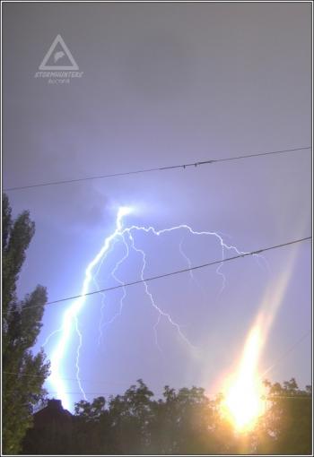 15.08.2008 - Europäischer Unwettertag (Start: 04 Uhr Graz)
