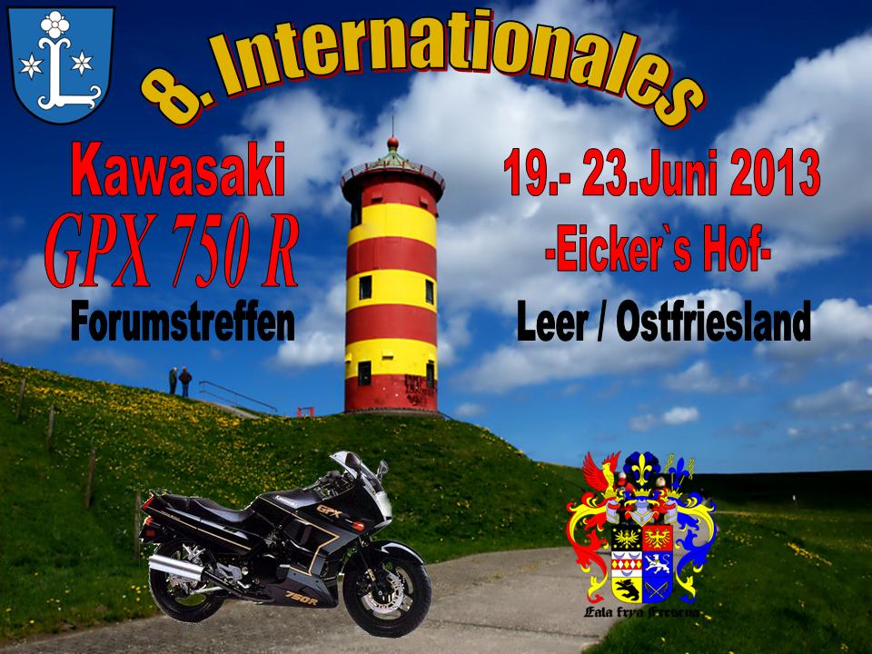 GPX Treffen 2013 Leer