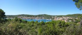 Panorama Kukljica klein.jpg