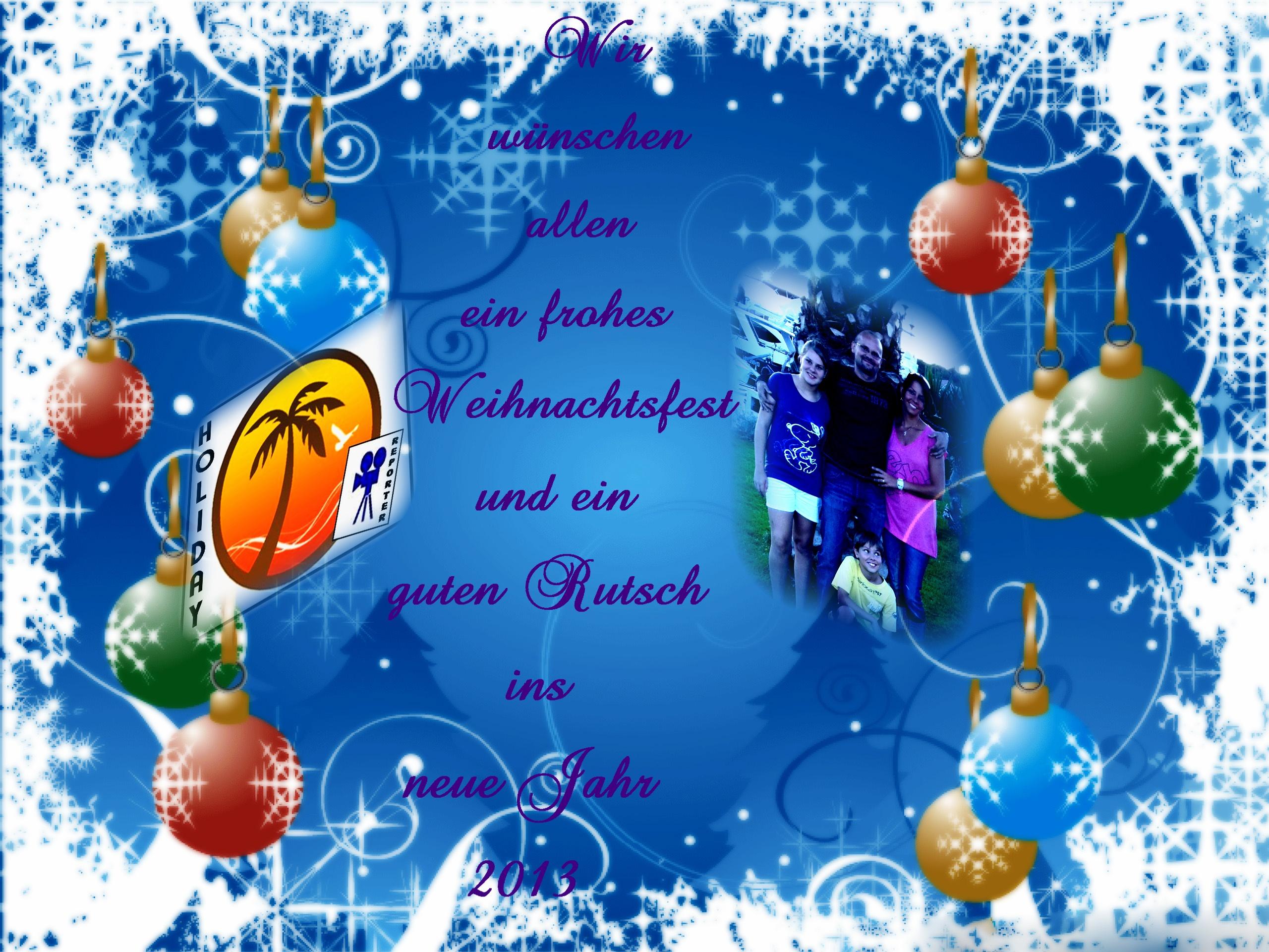 frohes weihnachtsfest und nochmal vielen dank an alle