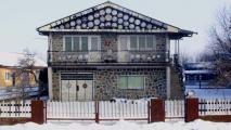 Das Radkappenhaus in ................JPG