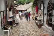 Mostar; Weg zur Brücke.JPG