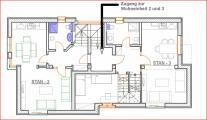 1. Etage mit Zugang zu 2 Wohneinheiten.JPG