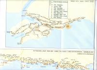 Buslinien Dubrovnik Karte