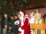 Christkind mit Santa Claus in Chicago 2009.jpg
