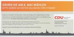 Wahlwerbung der CDU für Dieter Salomon (2018).JPEG