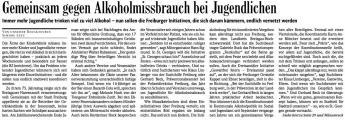 Gegen Alkoholmissbrauch bei Jugendlichen (BZ v. 21.02.2009).jpg