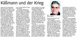 Käßmann und der Krieg (Schw. Bote v. 18.01.2010).jpg