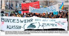 Bundeswehr RAUS AUS DEM KLASSENZIMMER (Bad. Zeitung v. 25.01.2010).jpg
