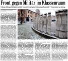 Front gegen Militär im Klassenraum (Bad. Zeitung v. 22.01.2010).jpg