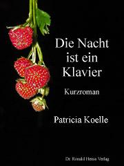 Patricia Koelle: Die Nacht ist ein Klavier. Kurzroman