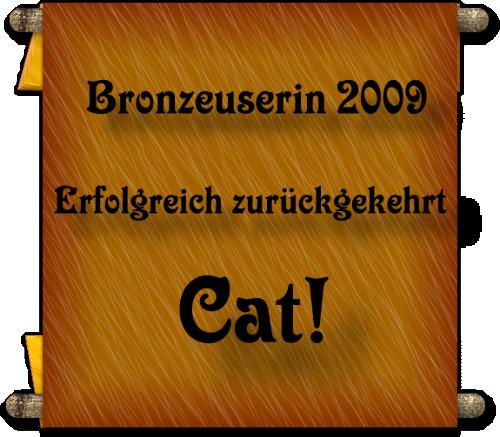 Platz 3 Cat