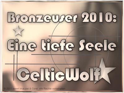 Platz 3 - CelticWolf