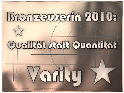 Platz 3 - Verity