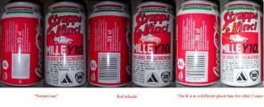 3 different italia 90 promo cans.jpg