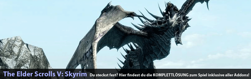 The Elder Scrolls V: Skyrim - Komplettl�sung