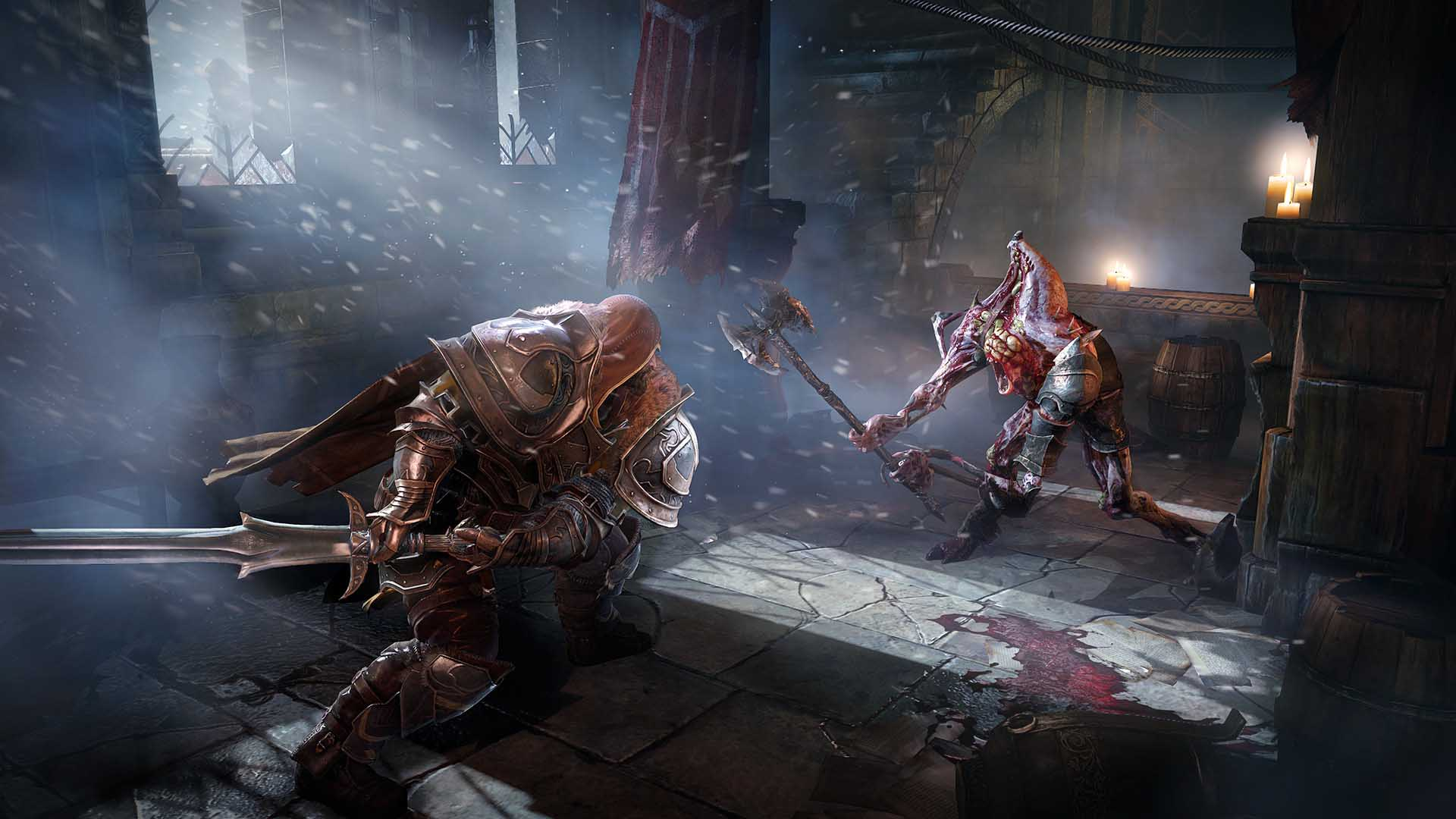 Lords of the Fallen Test