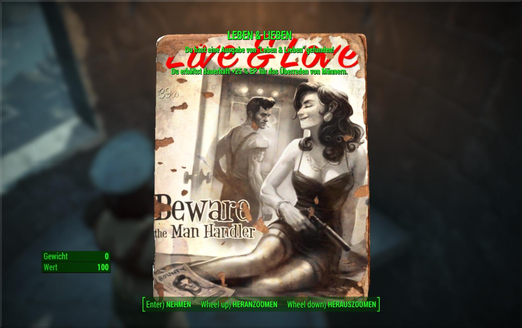 Wie man Sex in Fallout hat 3