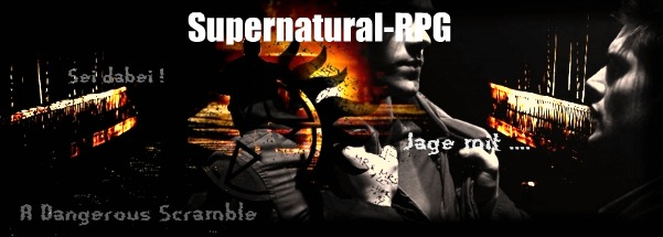 Supernatural A Dangerous Scramble