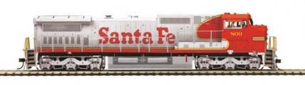 MTH Busch 20-2945-2 Diesel Engine Dash-8 Santa Fe #800 0.jpg