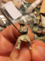 medieval infantry advancing