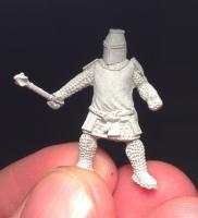 knight model heavy armour