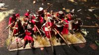 medieval spearmen
