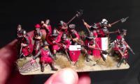 Medieval Danish infantry