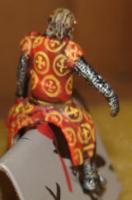 medieval crusader knight