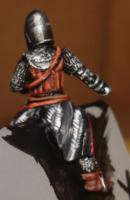 medieval knight figures back