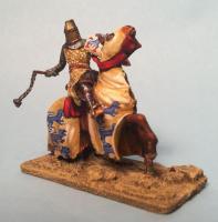 King Valdemar w. flail