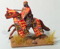 mounted Teutonic master
