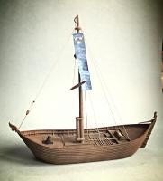 Medieval Swedish Ship model
