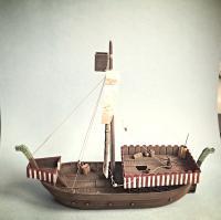 Medieval Danish Ship model