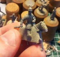 Byzantine mounted knight