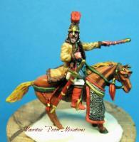 Byzantine General Valdemar Miniatures